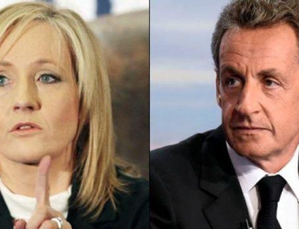 J.K Rowling : En colère contre Nicolas Sarkozy sur la polémique du burkini