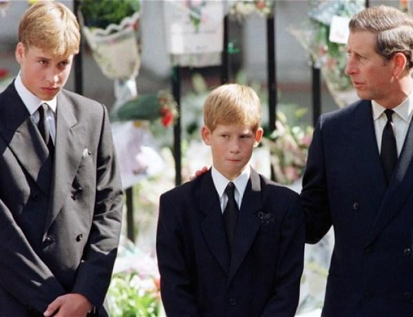 Les tristes confidences du prince William sur Lady Diana : «Ma mère me manque»
