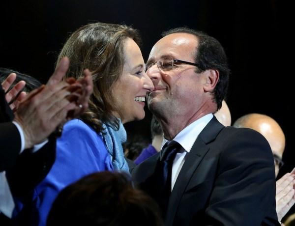 François Hollande et Ségolène Royal entretiennent une relation fusionnelle…
