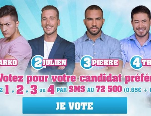 #SS10 : Thomas, Pierre, Darko et Julien sont nominés