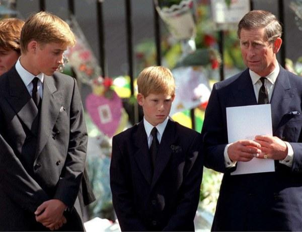 Mort de Lady Diana : Le prince Charles a eu peur pour sa vie le jour de son enterrement