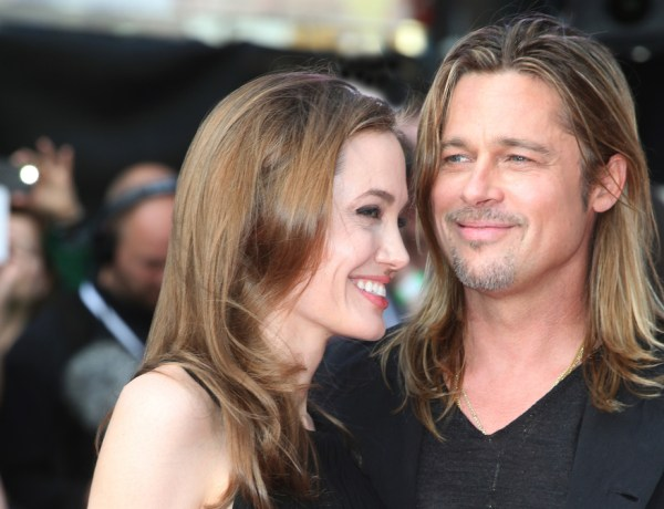 Angelina Jolie n'aurait plus envie de divorcer…