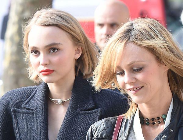 Lily-Rose Depp se confie sur son éducation…