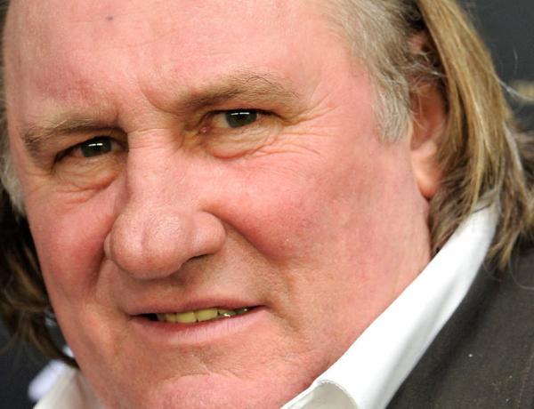 Pour Gérard Depardieu, Marine Le Pen «n'est pas une menace»