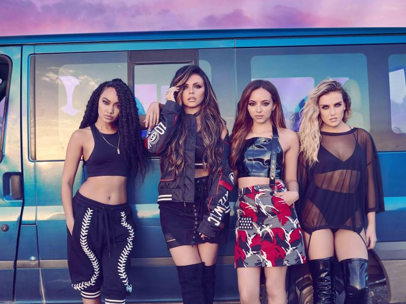 "Little Mix : Leur nouvel album ""Glory Days"" enfin disponible !"
