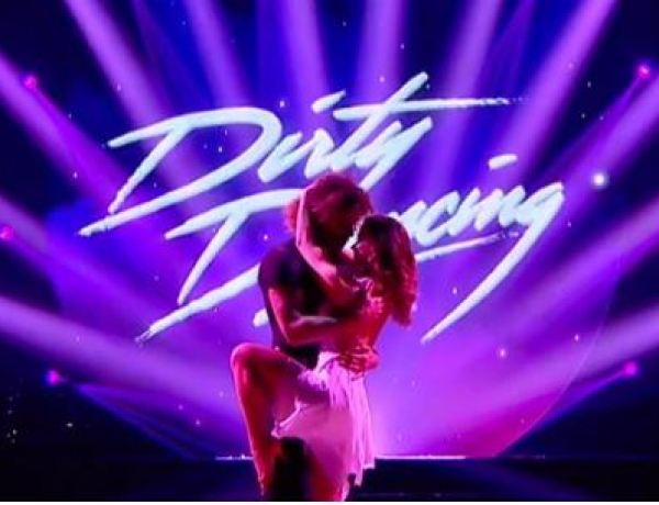 #DALS : L'incroyable remake de Dirty Dancing !