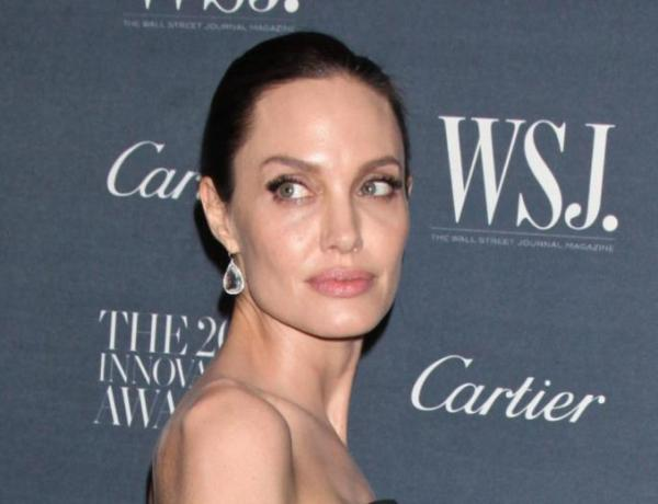 Inquiétude : Angelina Jolie ne pèserait plus que 34 kilos