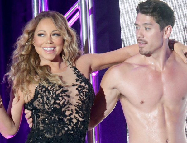 Mariah Carey remet le couvert avec Brian Tanaka !