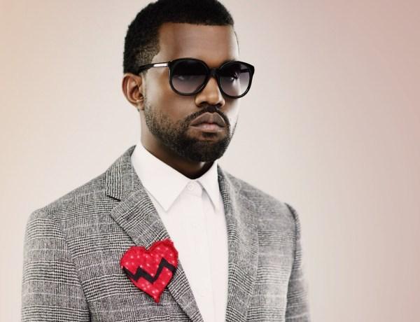 Kanye West n'est pas rentré chez lui…