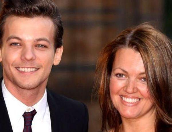 One Direction : Louis Tomlinson en deuil après le décès de sa mère