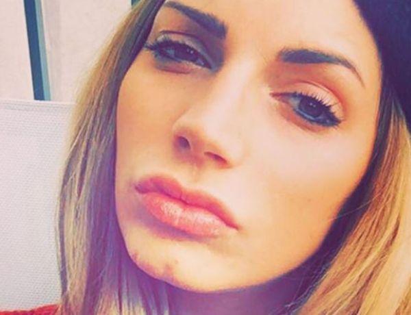 Nadège Lacroix dévoile son nouveau nez sur Instagram !