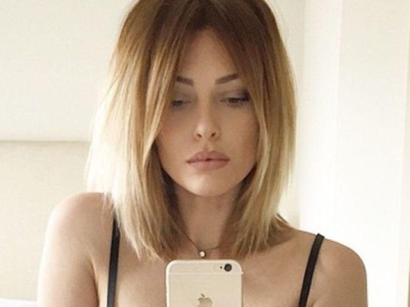 #DALS: Caroline Receveur pose topless et dévoile ses fesses rebondies
