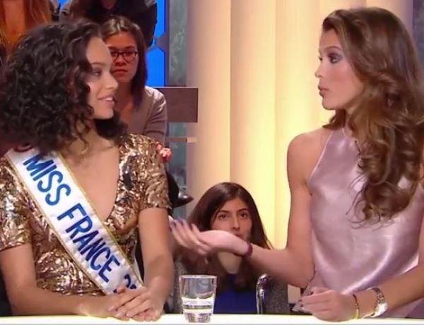 Miss France 2017 se fait taper sur les doigts pour une drôle de raison…