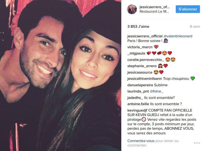 #LSMA : Jessy, l'ex de Rayane Bensetti, en couple avec un autre candidat !