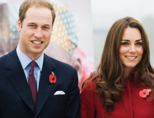 Kate Middleton et le prince William séparés pour la Saint Valentin