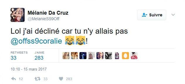 #LesAnges9 : Mélanie Da Cruz absente du casting, elle explique les raisons de son refus !