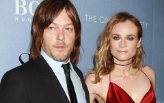 Diane Kruger en couple avec Norman Reedus de la série « The Walking Dead »