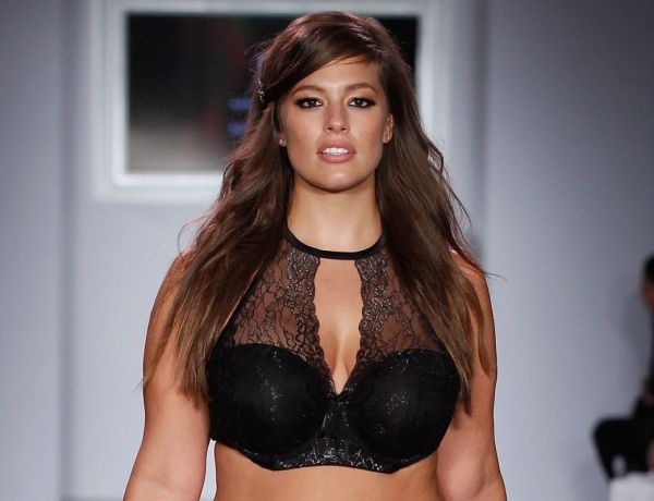 Ashley Graham nous dévoile les coulisses de son shooting sexy !