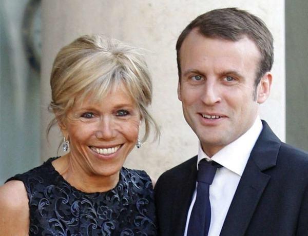 Brigitte et Emmanuel Macron, «un amour complètement fusionnel»