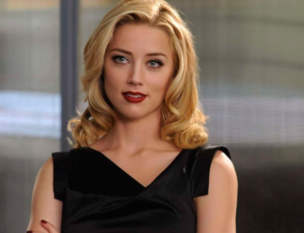 Amber Heard officialise sa relation avec son milliardaire !