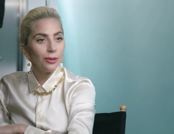 Lady Gaga est sublime pour Tiffany & Co !