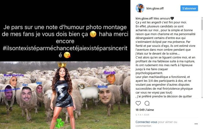 Kim Glow : Nouveau clash avec Milla et vidéo inédite de sa crise d'hystérie !