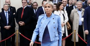 Brigitte Macron faisait craquer tous les garçons !