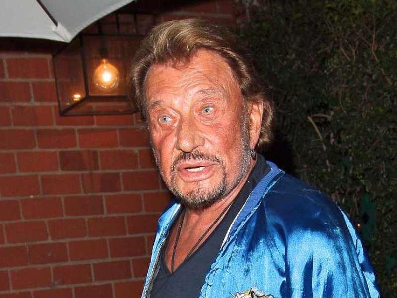 Johnny Hallyday est convaincu que la tournée des Vieilles Canailles lui fera du bien
