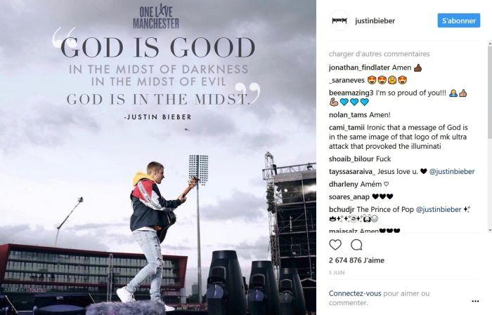 Justin Bieber : Il oublie la musique pour se consacrer à Dieu