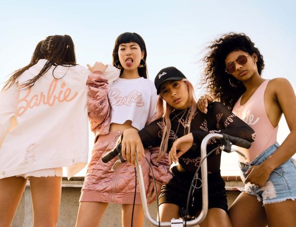 Missguided et Barbie, une collab' fun et girly !
