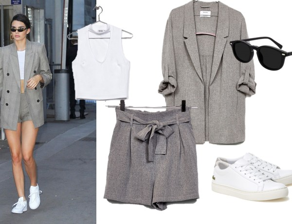 Get the Kendall Jenner look !