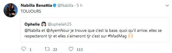 #LeMadMag : En larmes, Nabilla Benattia retrouve Ayem Nour