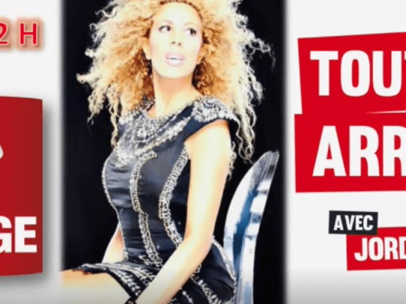 Afida Turner: La Queen fait tout péter sur Voltage Radio