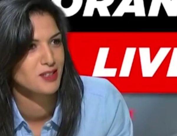 #MorandiniLive : Farah RK explique pourquoi elle a claqué la porte de l'émission !