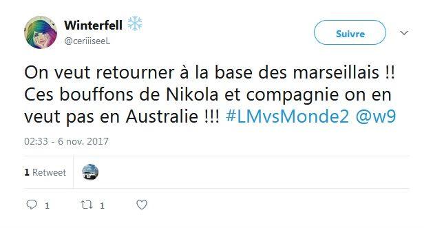 Les Marseillais en Australie : Les internautes clashent Nikola Lozina sur sa possible participation