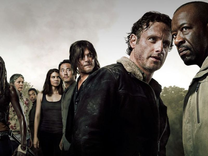 The Walking Dead : Morgan dans le spin-off ! Son personnage en danger ?