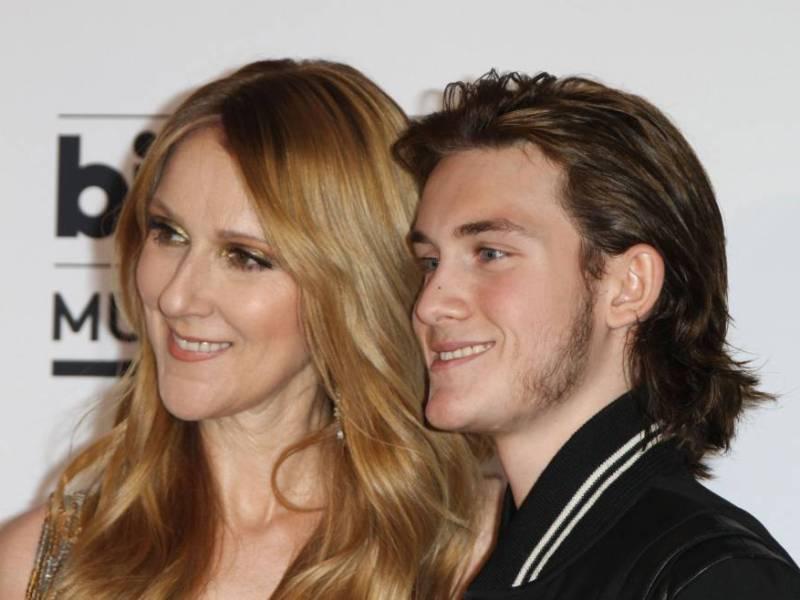 Céline Dion : son fils René-Charles ose une moustache au poil