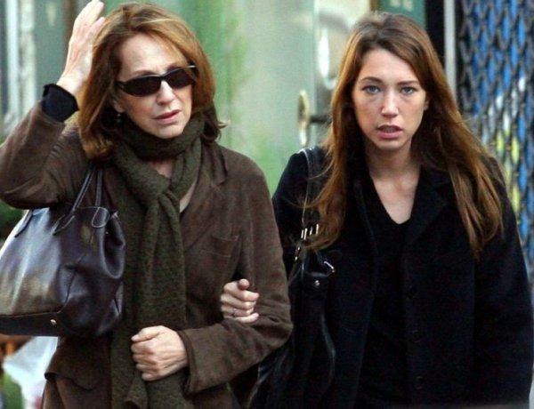 Laura Smet et Nathalie Baye plus proches que jamais