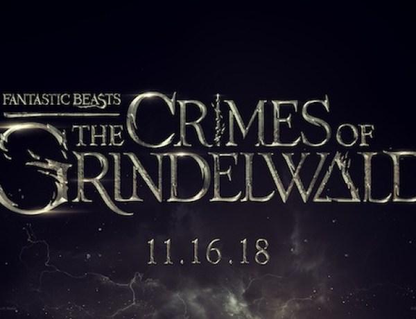 Les Animaux Fantastiques 2 : La première photo du film dévoile Jude Law en Dumbledore !