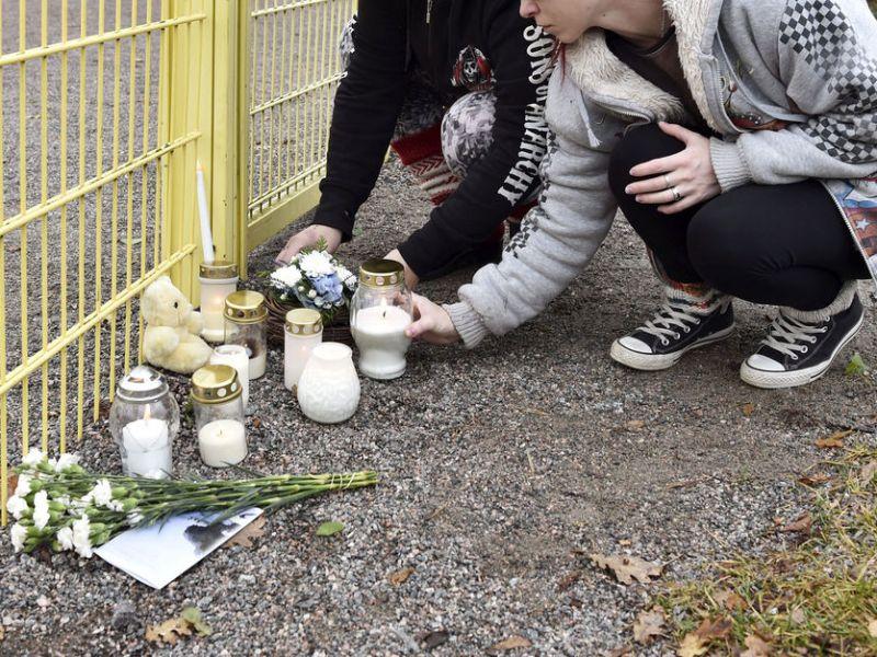 Finlande : Un enfant de trois ans meurt après avoir été poignardé par son père