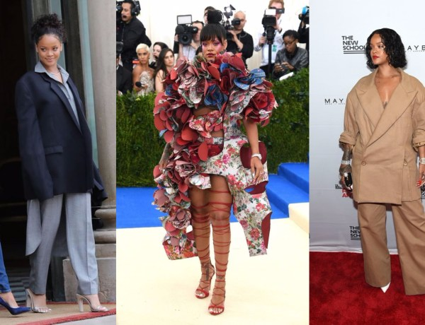 Top 10 des pires looks de Rihanna
