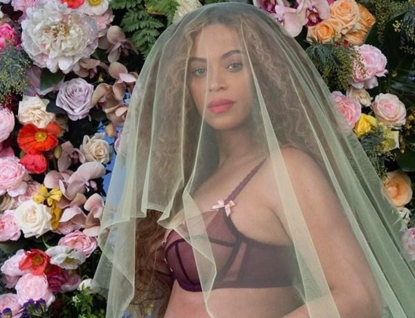 Beyoncé surprise avec ses jumeaux Rumi et Sir Carter pour la première fois !