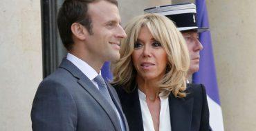 Emmanuel Macron : La première dame interdit la junk food au Président !