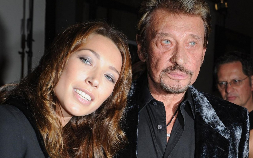 Quelques confidences de Laura Smet sur son père Johnny Hallyday