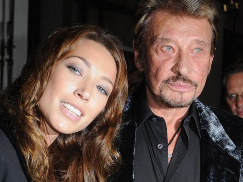 Johnny Hallyday : Laura Smet prend soin de son père