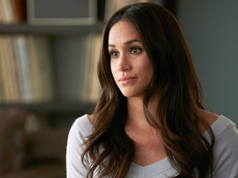 Fiancée au Prince Harry, Meghan Markle quitte la série Suits !