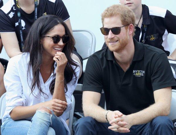 C'est officiel : Le prince Harry et Meghan Markle sont fiancés !