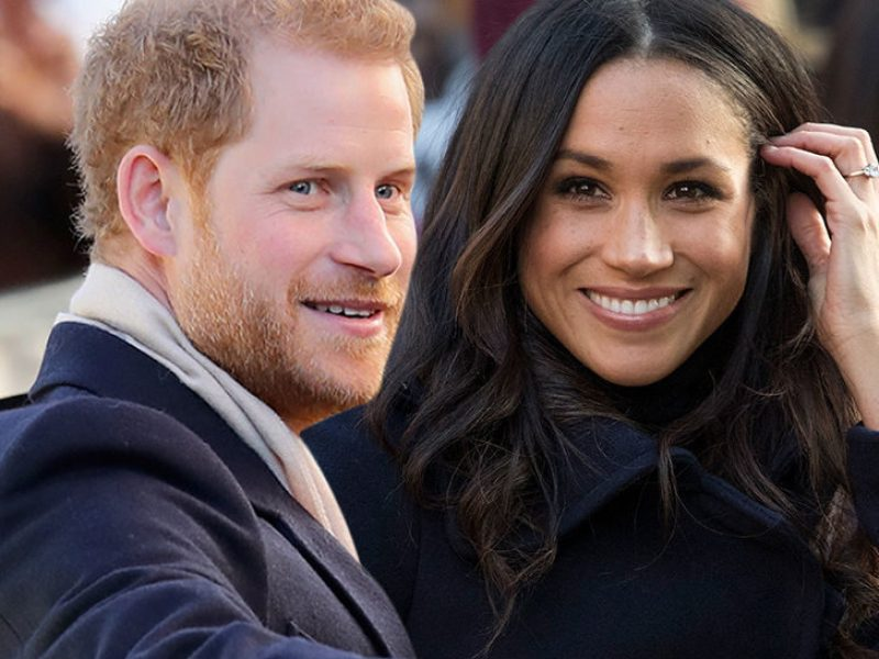 Mariage du prince Harry et de Meghan Markle : On connait enfin la date !