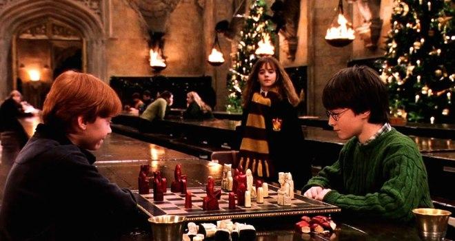Harry Potter, meilleurs films de Noël