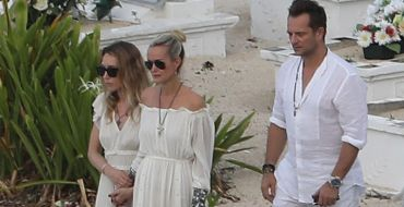 Mort de Johnny Hallyday : La mise au point de Laeticia avec Laura Smet et David Hallyday